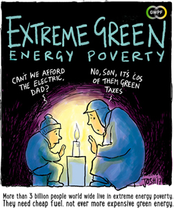 extreme green energy poverty