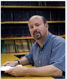 Michael Mann, author of the infamous hockystick graph of earth tmperature