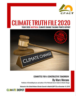 Climate Truth File 2020