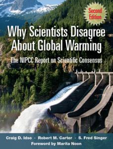 NIPCC-no climate science consensus