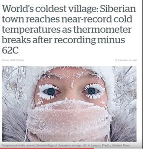 Siberie-2018