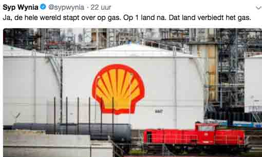 shell investeert groots in LNG