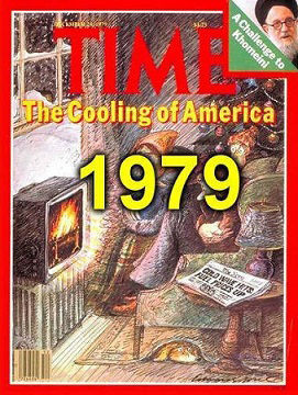 Time afraid of Global Cooling - 1979