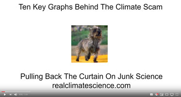 Tony Heller: 10 key graphs behind the climategate scam.