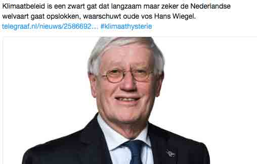 Wiegel over klimaatbeleid-2018