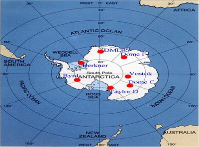 Zuidpool Feiten Getallen En Opinies