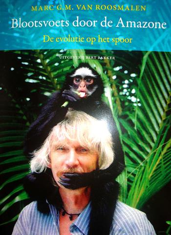 blootsvoets door de Amazone-Marc van Roosmalen