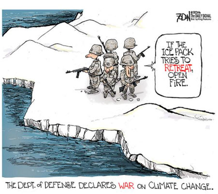 John Kerry-War on Climate Change